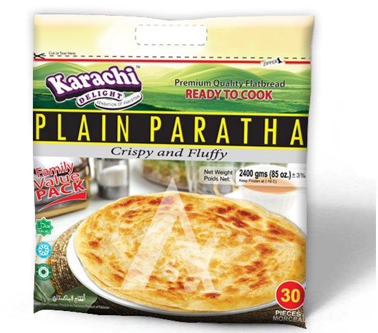 Frozen Paratha (Ready To Cook)