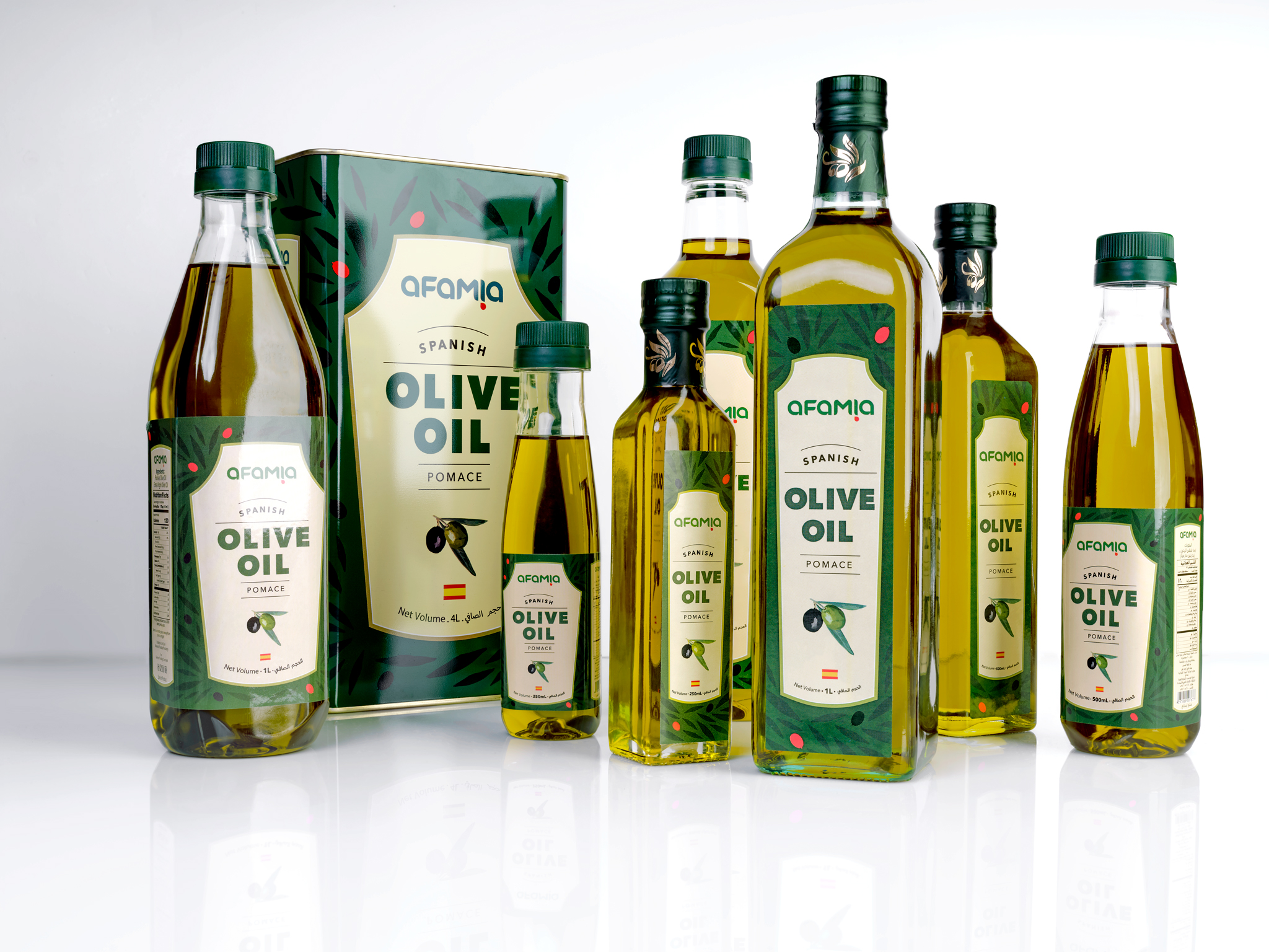 Afamia- Olive Oil