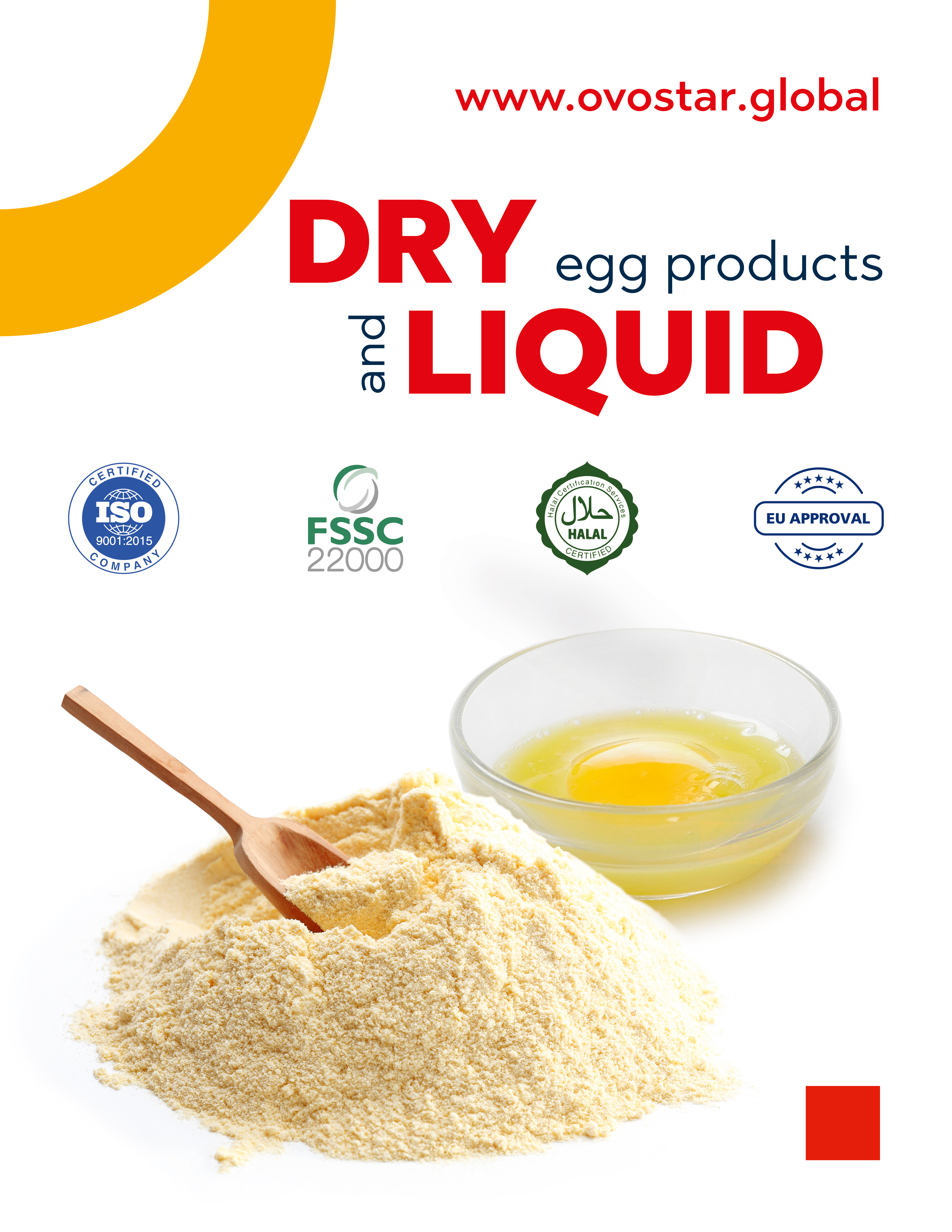 DRY EGG PRODUCTS