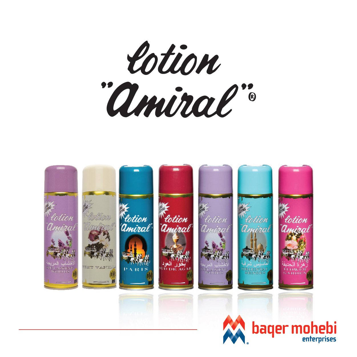 Lotion Amiral