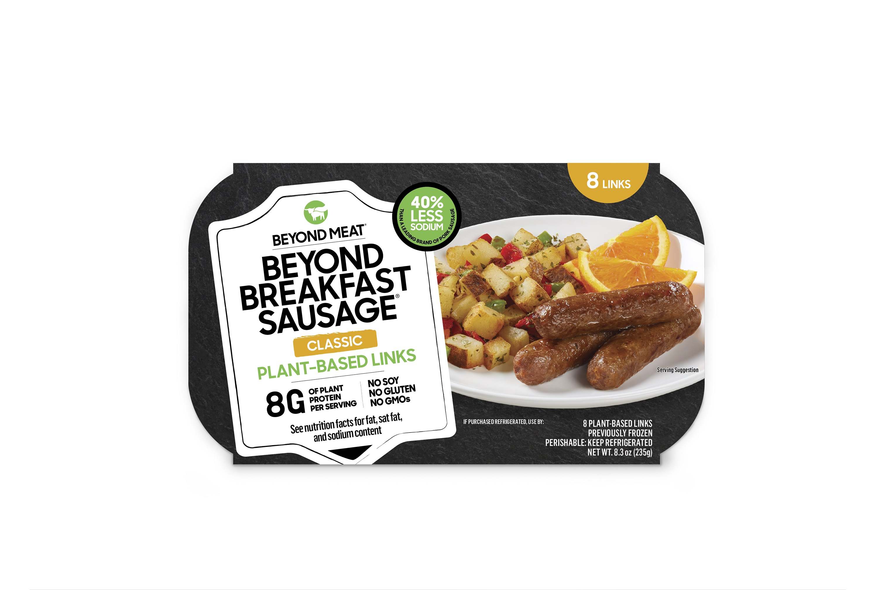 BEYOND BREAKFAST SAUSAGE LINKS